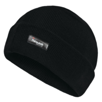 Regatta TRC320 Acrylic Hat Thinsulate Lined Black