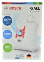 Genuine Bags Type G x4 - Bosch / Siemens G All
