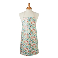 Country  Floral PVC Apron