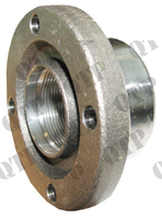 Crown Wheel & Pinion Nut