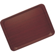 Capri Tray 340 x 460mm Mahogany