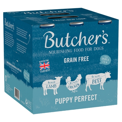 Butchers Cans Puppy 400g x 18