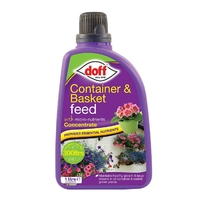 Doff Container & Basket Feed 1 litre