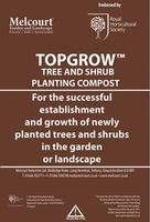 Melcourt TopGrow Compost Tree & Shrub 50lt