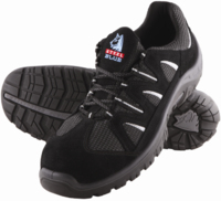 Steel Blue Adelaide Safety Shoe Black