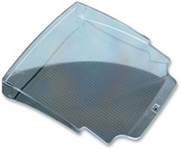 Hinged Plastic Cover for Break Glass Unit