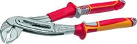VDE Waterpump Pliers 240mm 1000v
