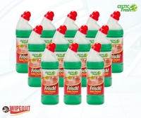 FRISCH! TOILET CLEANER 12x750ml