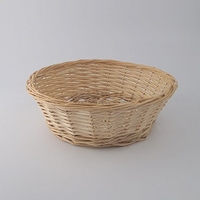Small Round Hamper Basket
