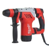 Milwaukee PLH28XE SDS+ 3 Mode Hammer c/w Fixtec