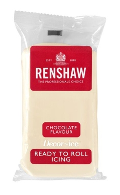 02622 READY TO ROLL ICING WHITE CHOCOLATE FLAVOUR (20 x 250g)