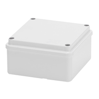 Gewiss Plain IP56 PVC Enclosure 100x100x50