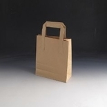 Small brown paper bag