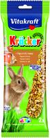 Vitakraft Rabbit Popcorn & Honey Kracker 112g x 5