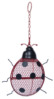 Supa Contemporary Ladybird Peanut Feeder x 1