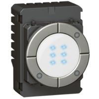 Arteor Switch (3x10000w) Round - White  | LV0501.2659