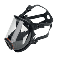 JSP Force 12 Full Face Mask (Din Fitting)