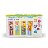 Magnetic Mix & Match Animals.