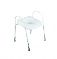 Adjustable Height Toilet Aids