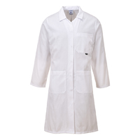 Portwest Standard Ladies Coat White