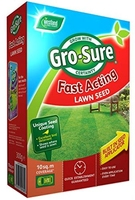 Gro-Sure Lawn Seed Fast Acting 10m2