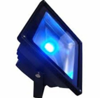 30W WATT LED FLOOD BLUE