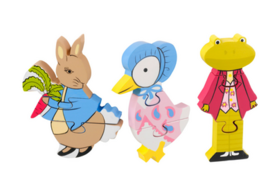 Peter rabbit puzzle