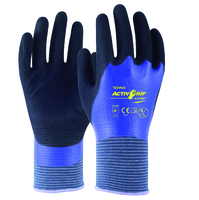 ActivGrip 569 Double Layer Nitrile Full Dip Gloves Pkt 12