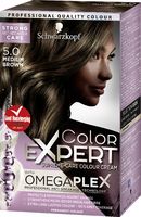 Color Expert Medium Brown 5-0