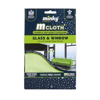 Minky M Cloth Glass & Window