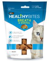 VETIQ Breath & Dental Care Treats for Cats & Kittens 6
