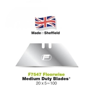 Floorwise Medium Duty Blades