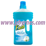 Flash Cotton 1lt with Febreze x6