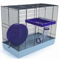 Pennine Rat Cage - Black x 1