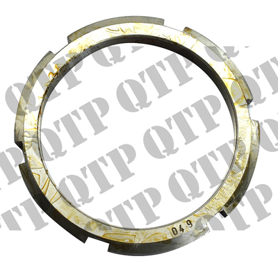 Front Axle Housing Nut