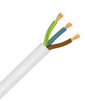 Flexible Heat Resistant 3 Core Cable