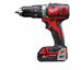 MILWAUKEE M18™ COMPACT PERCUSSION DRILL SET