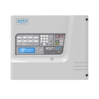 2 Zone Fire Alarm Panel no batteries