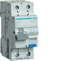 Hager 20amp RCBO C Type