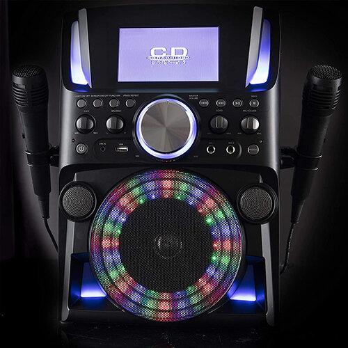 Akai Bluetooth Karaoke Machine 4
