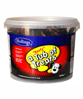 Hollings Tub of Treats (Beef) 450g x 1