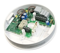 EI128RBU Surface Mount Pattress with Relay & Battery Backup