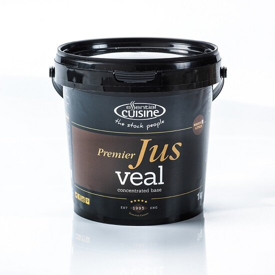 Essential Cuisine Veal Jus 1kg 2 for £41.00