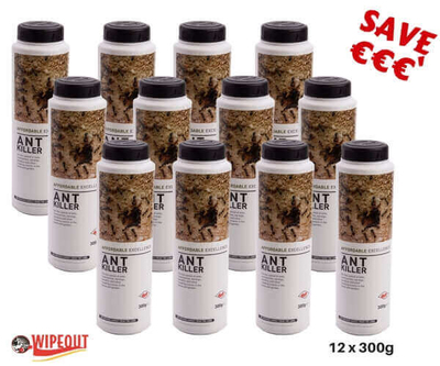 Ant Killer Doff Powder 12x300g spec