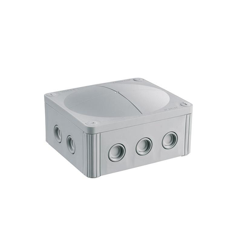 Wiska Combi 1210 Junction Box Grey 10101462