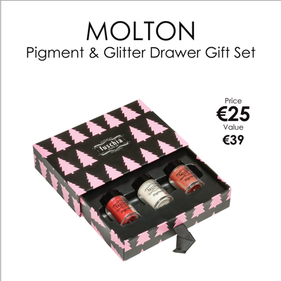 Molton Pigment Drawer Gift Set