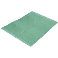 DMI - GREEN SERVIETTE BIBS