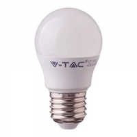 4.5w G45 Plastic Bulb with Samsung Chip E27 3000K