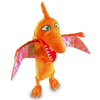 Pterodactyl Hand Puppet