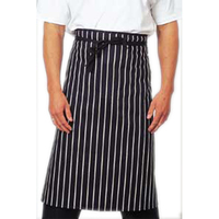 Waist Apron Butcher Stripe